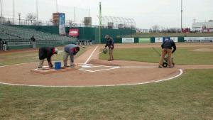 grounds crew opening day