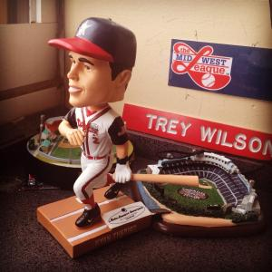 Ryan Theriot bobblehead