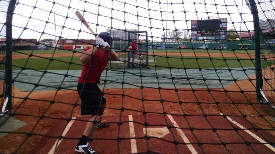 batting practice pic